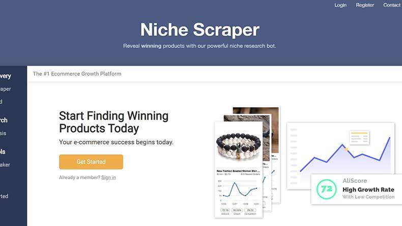 Niche Scraper: 50% Discount
