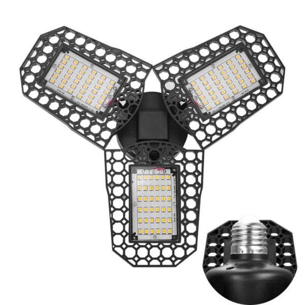 LED DEFORMABLE GARAGE LIGHTS