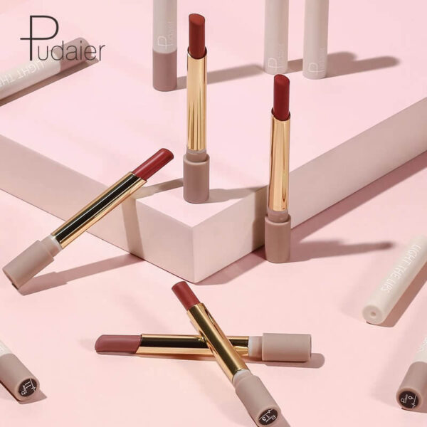 PERFECT DIARY ROUGE INTENSE VELVET SLIM LIPSTICK