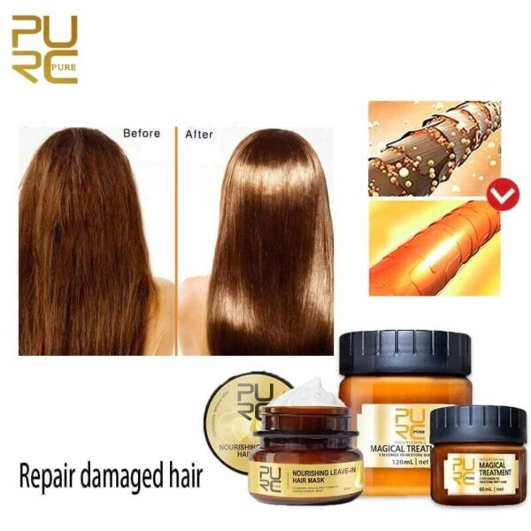 MAGIC HAIR RESTORE TREATMENT