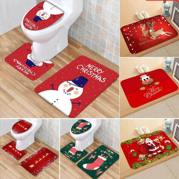 CHRISTMAS ANTI SLIP MAT