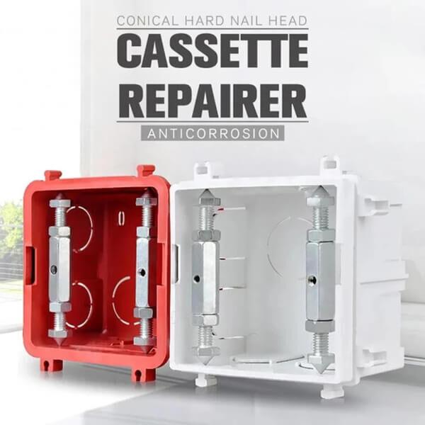 CASSETTE REPAIRER