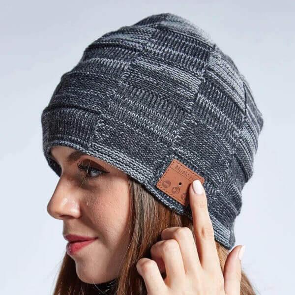 BEANIE WIRELESS BLUETOOTH EARPHONE HAT CAP