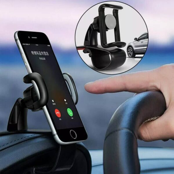 ANTI-SLIP SMARTPHONE HOLDER