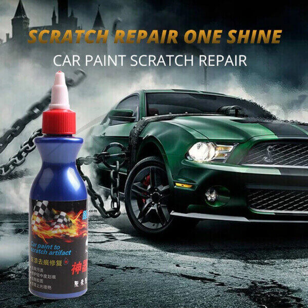 CAR MAGIC DEVICE REPAIR WAX