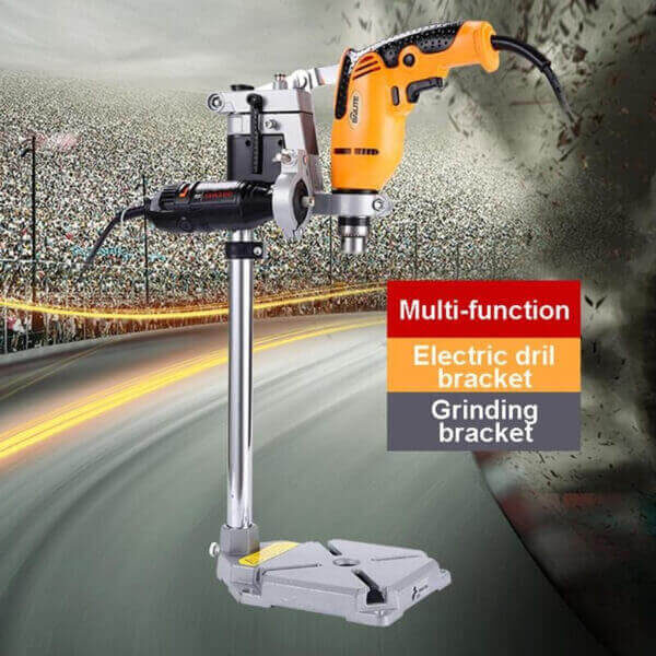 HEAVY DUTY ELECTRIC DRILL STAND HOLDER