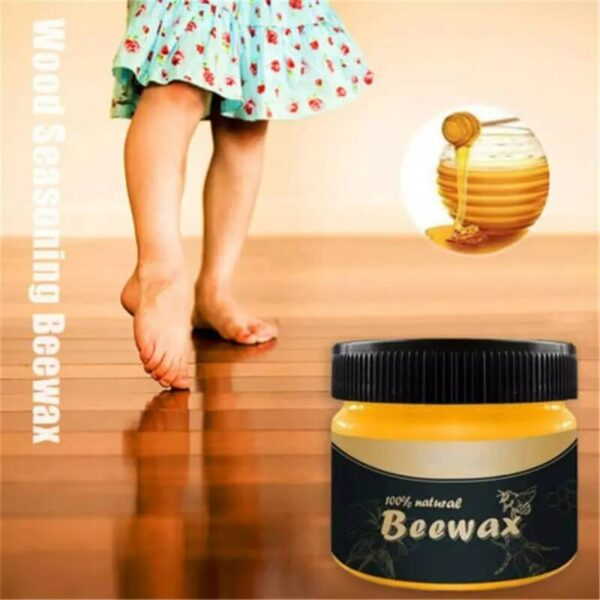100% NATURAL RENOVATING WAX