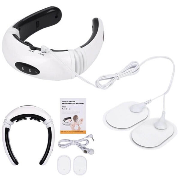 ELECTRIC 6 MODES NECK MASSAGER