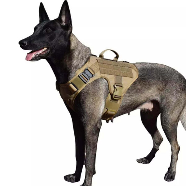 MILITARY TACTICAL DOG HARNESS WORKING VEST