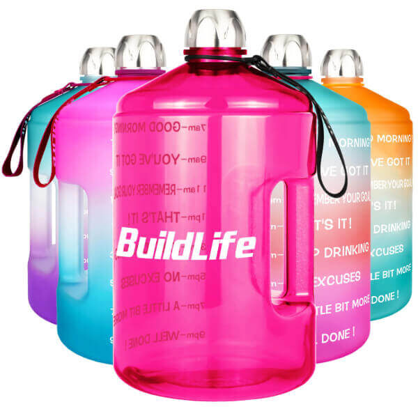 FITNESS MOTIVATIONAL DRINKING GALLON