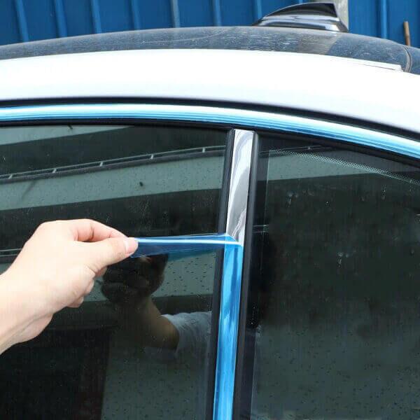 CAR CHROME MOULDING TRIM PROTECTOR