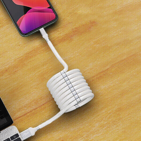 MOBILE PHONE MAGNETIC CHARGING CABLE