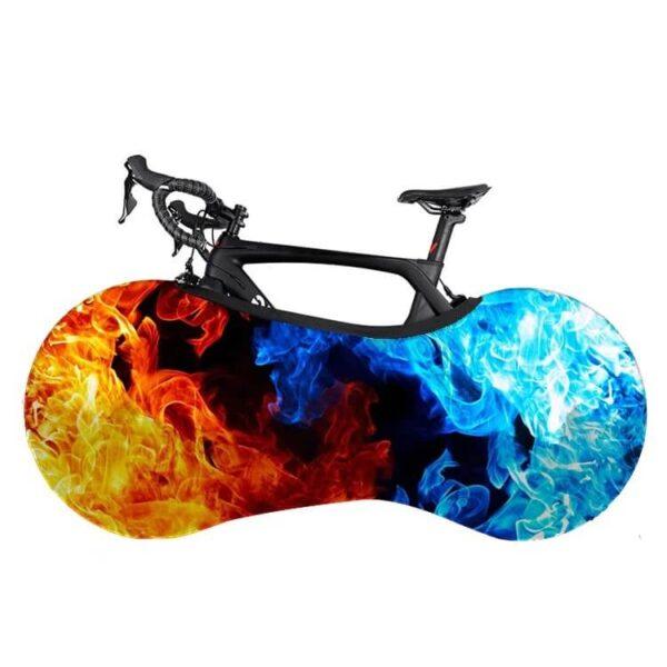 BICYCLE WHEEL DUST-PROOF STORAGE BAG