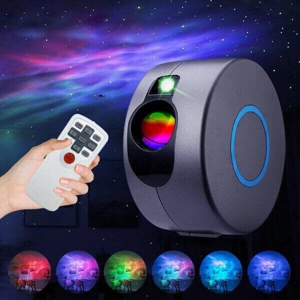 SKY LIGHT NIGHT PROJECTOR  WITH REMOTE CONTROL