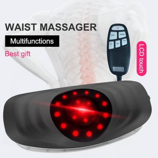 INFRARED ELECTRIC LUMBAR TRACTION
