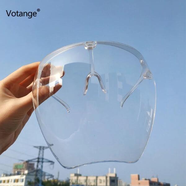 INNOVATIVE FACE SHIELD GLASSES