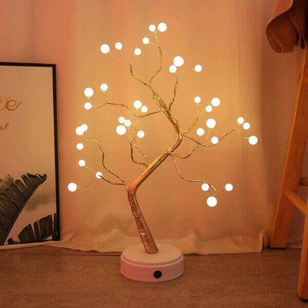 THE FAIRY LIGHT SPIRIT TREE NIGHT LIGHT