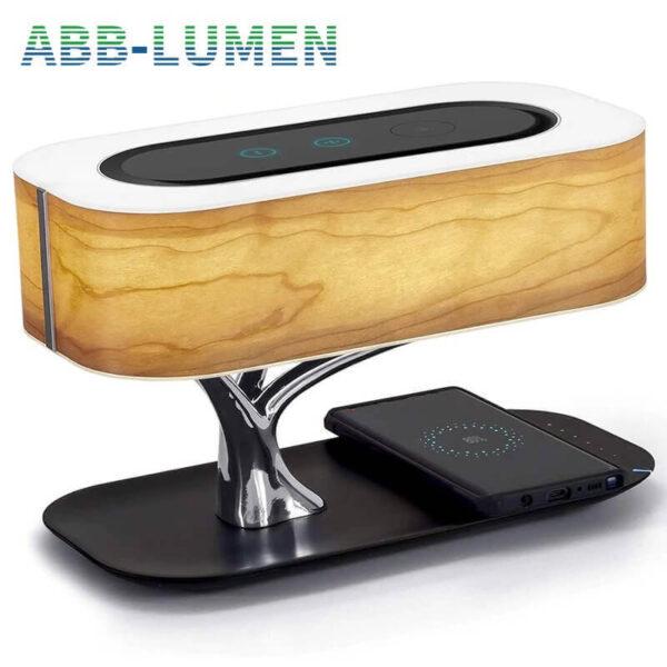 MODERN MULTIFUNCTION LED TABLE TREE LAMP