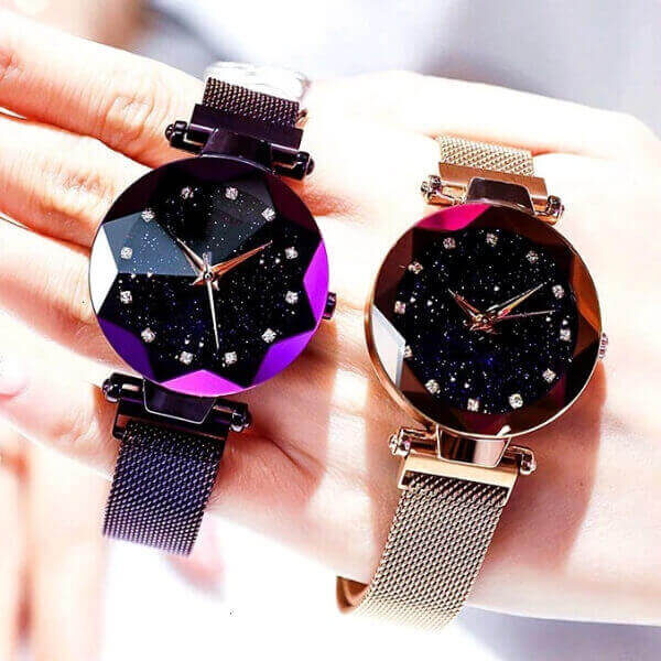 THE DIAMOND COSMOS FASHION WATCH