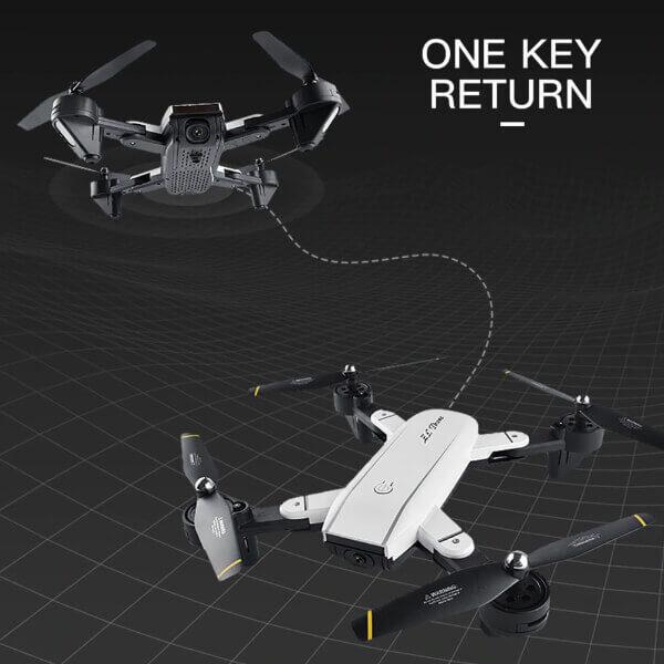 DUAL CAMERA RC DRONE