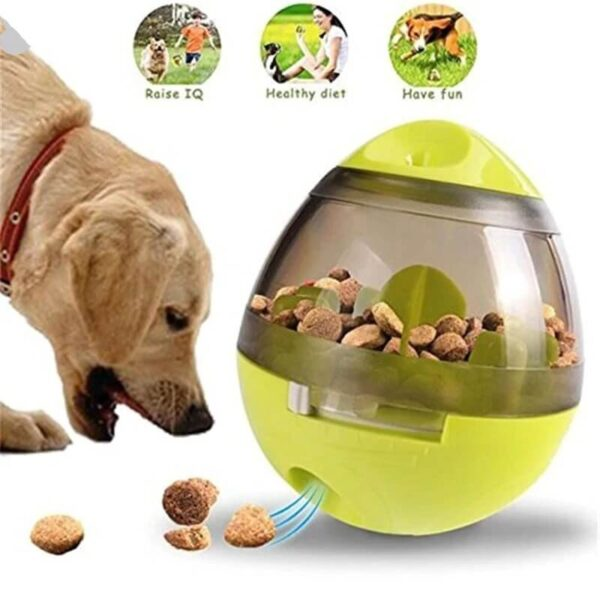 INTERACTIVE PET TOYS FOOD BALL