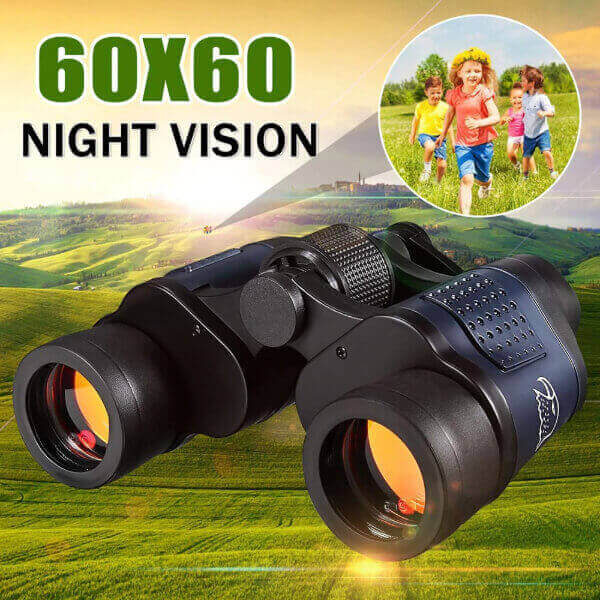 60X60 OUTDOOR OPTICAL NIGHT VISION TELESCOPE