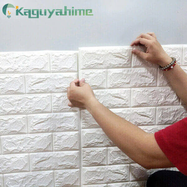 3D SELF ADHESIVE WALLPAPER
