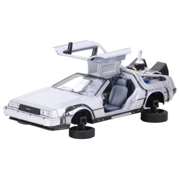 1:24 DELOREAN TIME MACHINE MODEL CAR