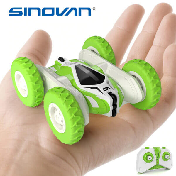 REMOTE CONTROL STUNT CAR
