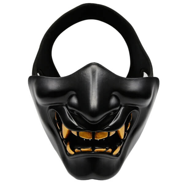 EVIL SAMURAI ASSASSIN DEMON ONI MASK