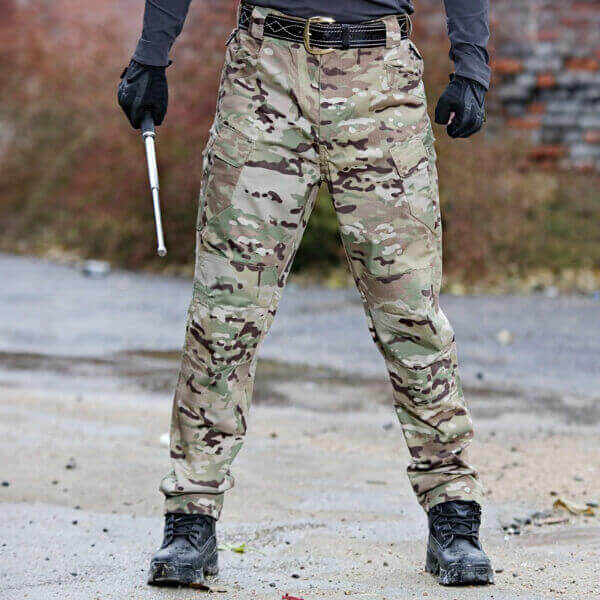 UPGRADED MEN'S TACTICAL PANTS