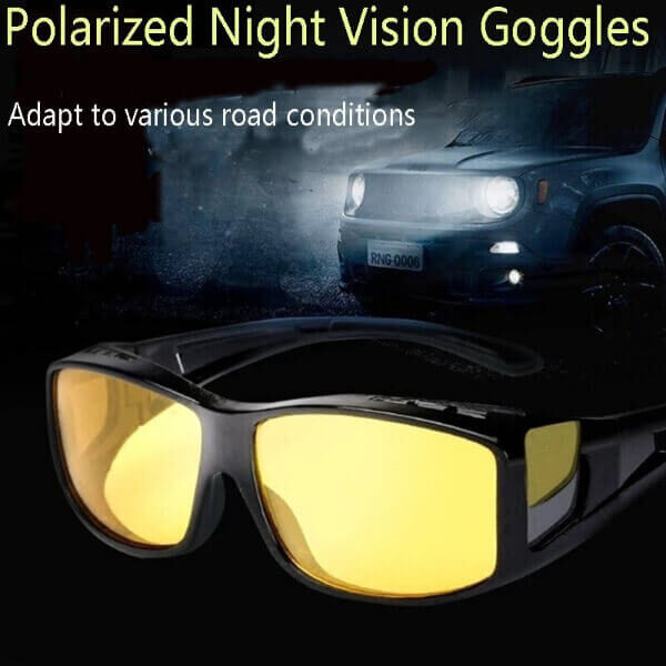 POLARIZED CAR NIGHT VISION SUNGLASSES