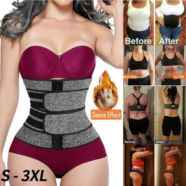WONDERWAIST SWEAT SLIMMING BELT