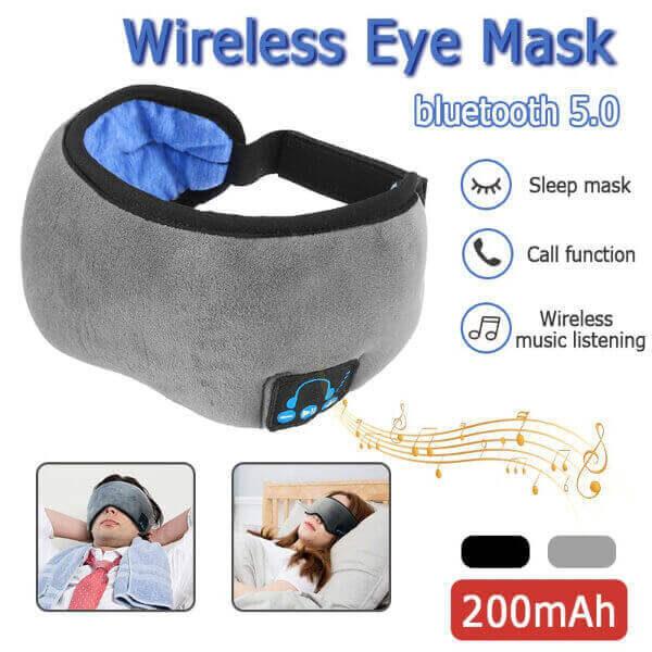 WASHABLE WIRELESS SLEEP HEADPHONES
