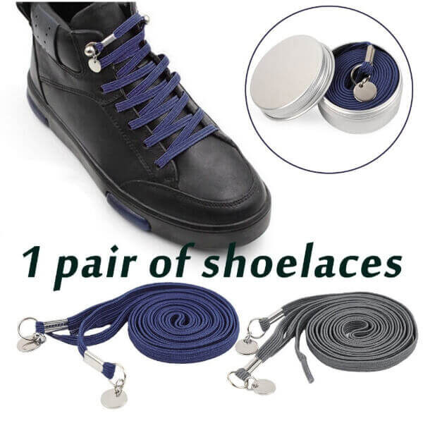 PERFECT ONE HAND TIE SHOELACE