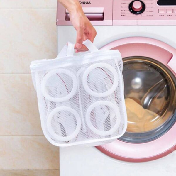 SHOE WASHING ORGANIZER