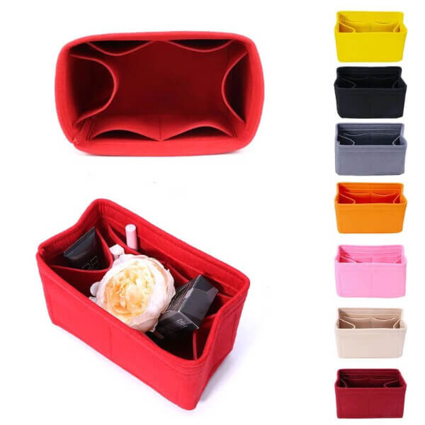 PORTABLE HANDBAG STORAGE ORGANIZER