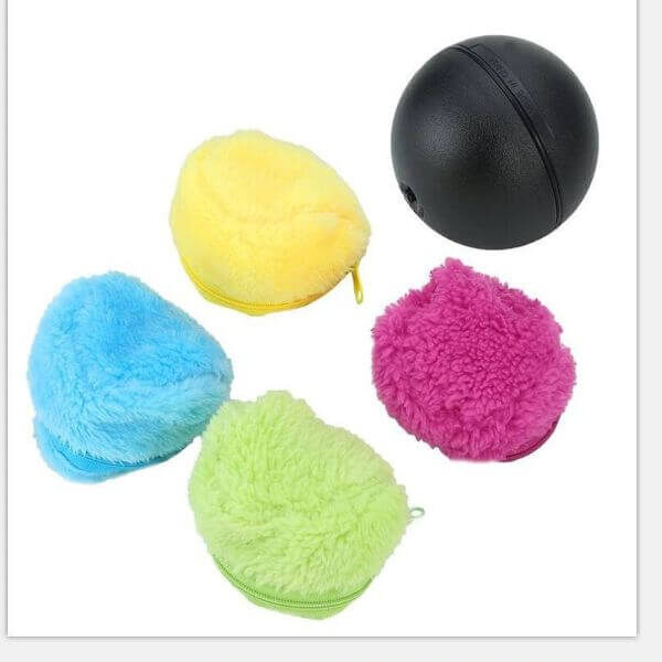 ACTIVE PET ROLLING BALL TOY
