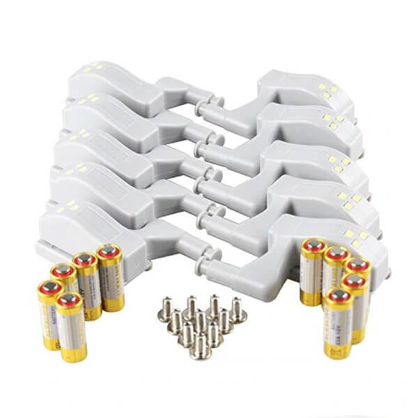 10PCS UNIVERSAL LED UNDER CABINET LIGHT