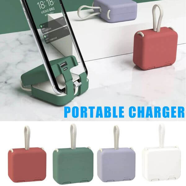 MULTI-FUNCTION CLIP POWER BANK
