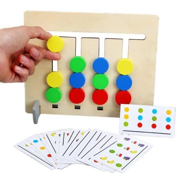 EDUCATIONAL MONTESSORI GAME