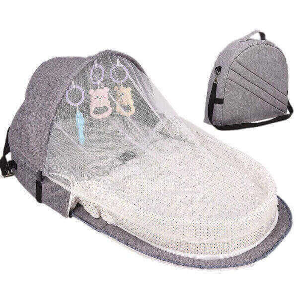 OUTDOOR PORTABLE BABY NET BED