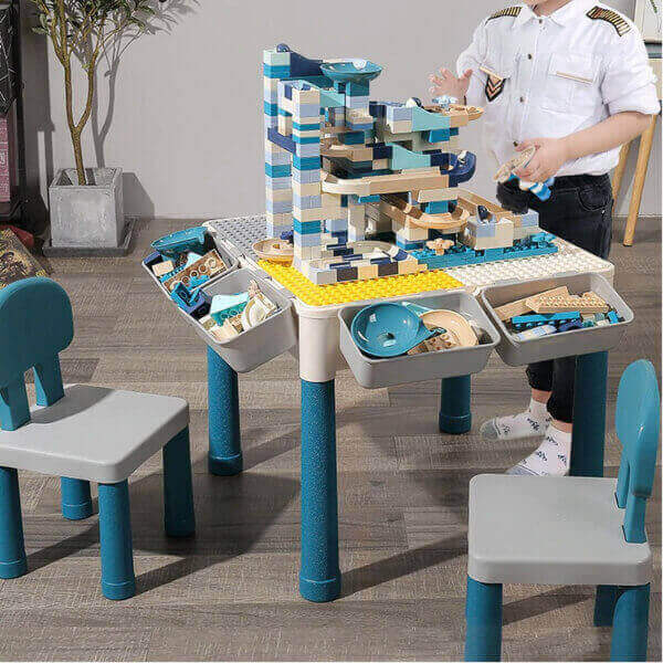 MULTI FUNCTIONS BLOCK TABLE SET