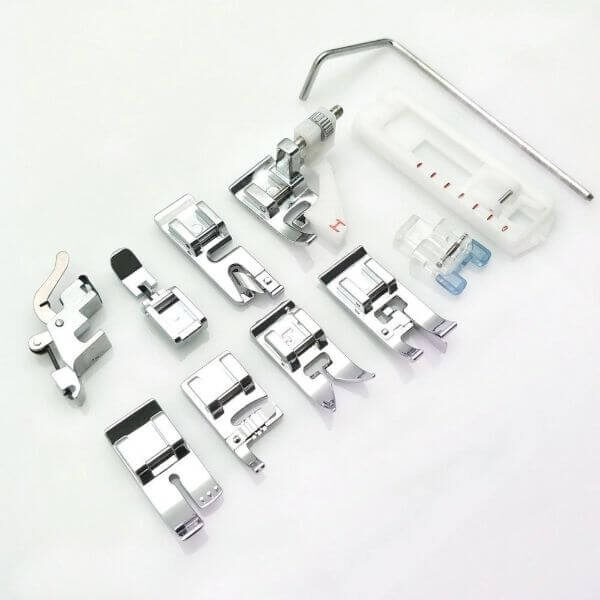 11PCS PRO PRESSER FOOT KIT