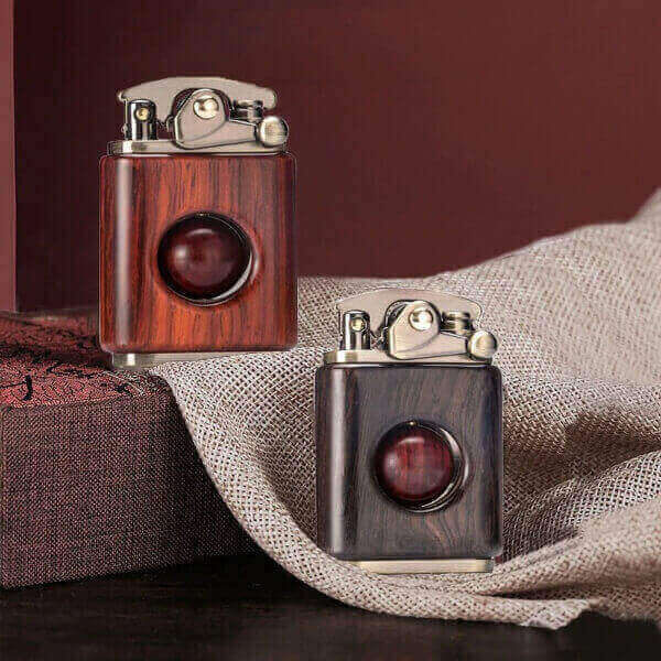 ROSEWOOD WINDPROOF LIGHTER