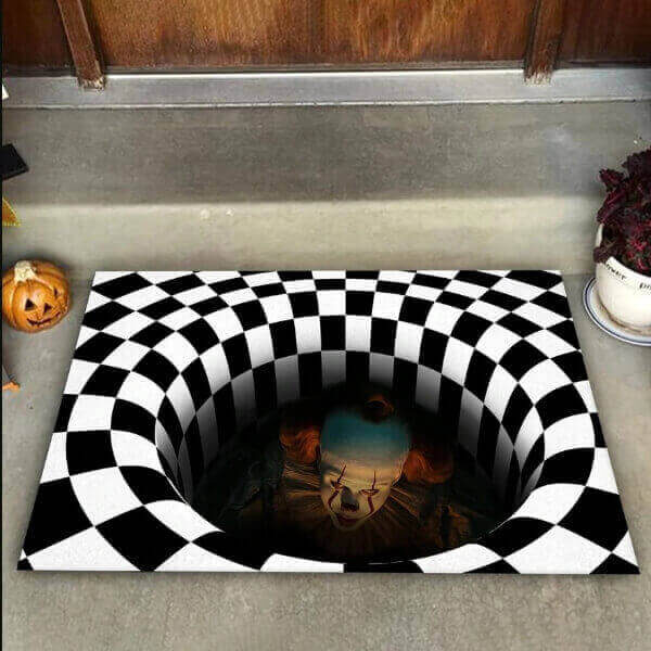 HORROR IT DOORMAT