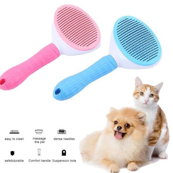 PET HAIR REMOVER COMB
