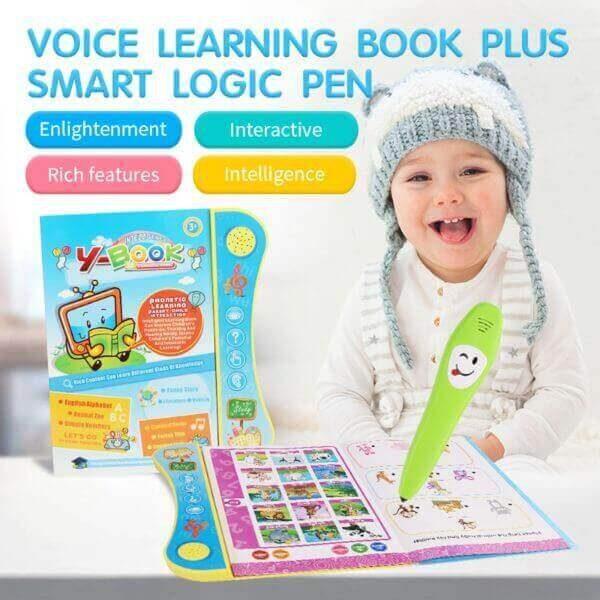 EARLY LEARNING SMART TALKING BOOK