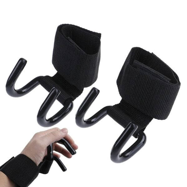 ULTIMATE WRIST SUPPORT STRAPS