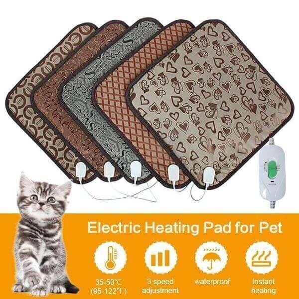 PET ELECTRIC HEATING PAD